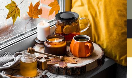 Trend Golden Honey