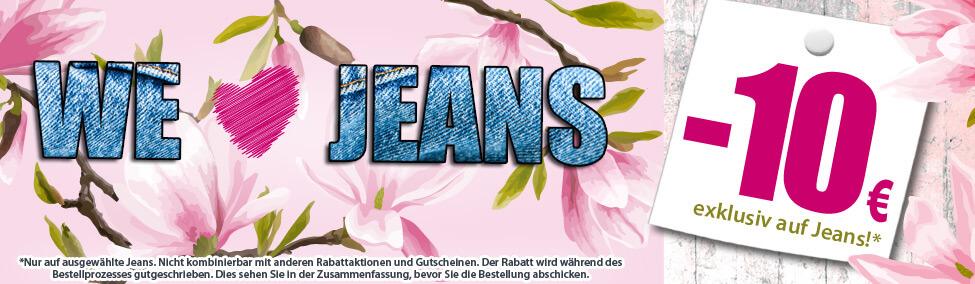 Jeans-Aktion