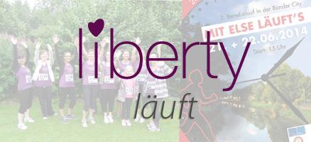 Mit Liberty läuft´s